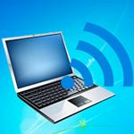 Как через ноутбук раздать WiFi